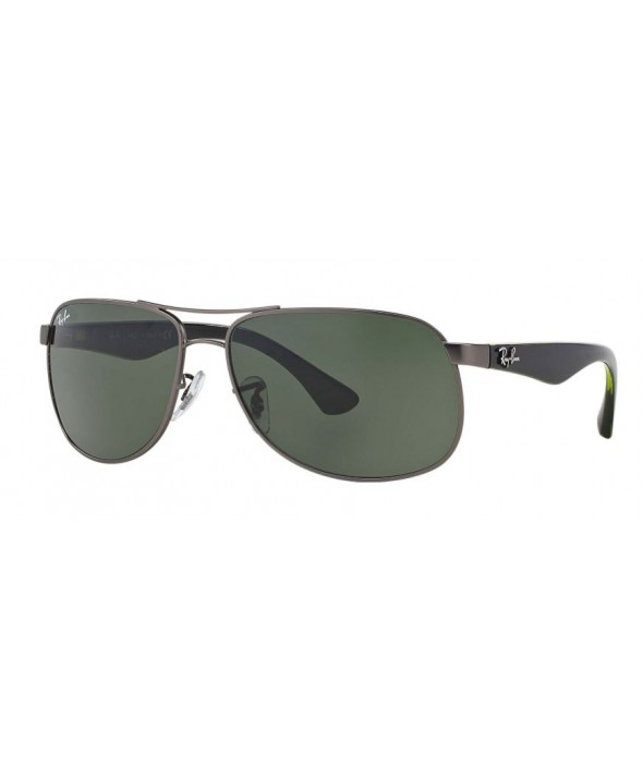 dd7639e715 Ray Ban RB3502 Gunmetal Black