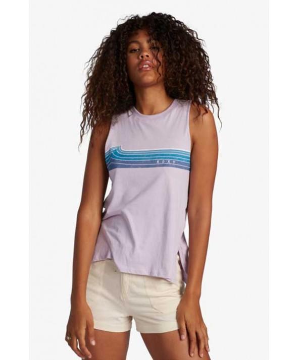 Roxy Women's Wavey Stripe Tank Top