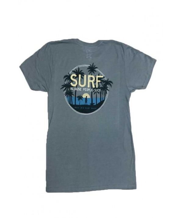 Maui Nix Beach Hike Surf Tee