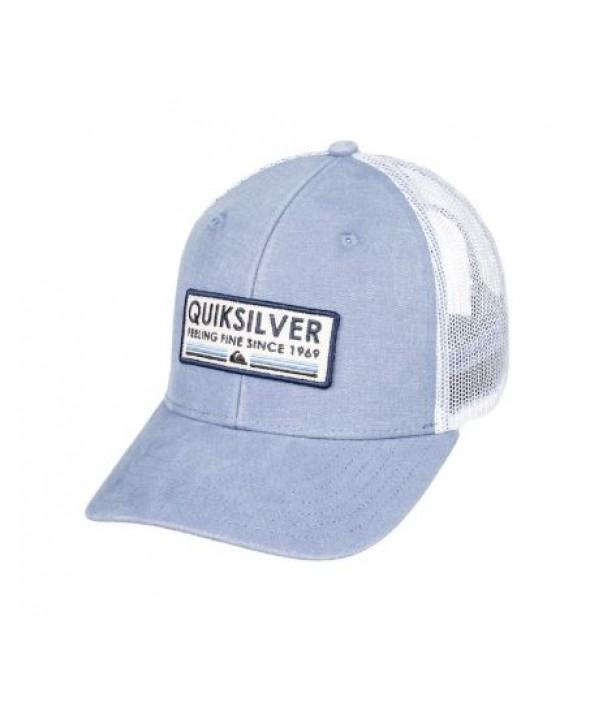 4662b0f3d QUIKSILVER MEN'S RIG TENDER TRUCKER HAT