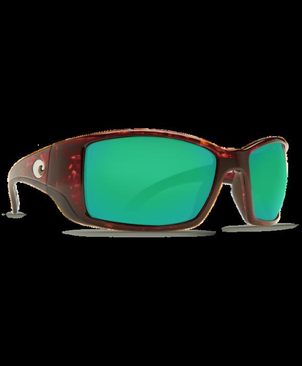 91935fd86d7 ... Costa Del Mar Blackfin Tortoise Green Mirror 580G Polarized Sunglasses.  TORT GRN