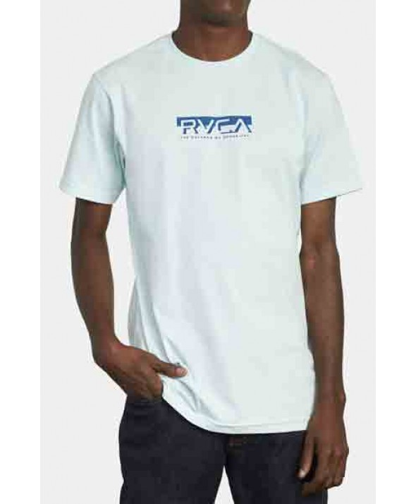 RVCA Men's BLOCKED T-SHIRT