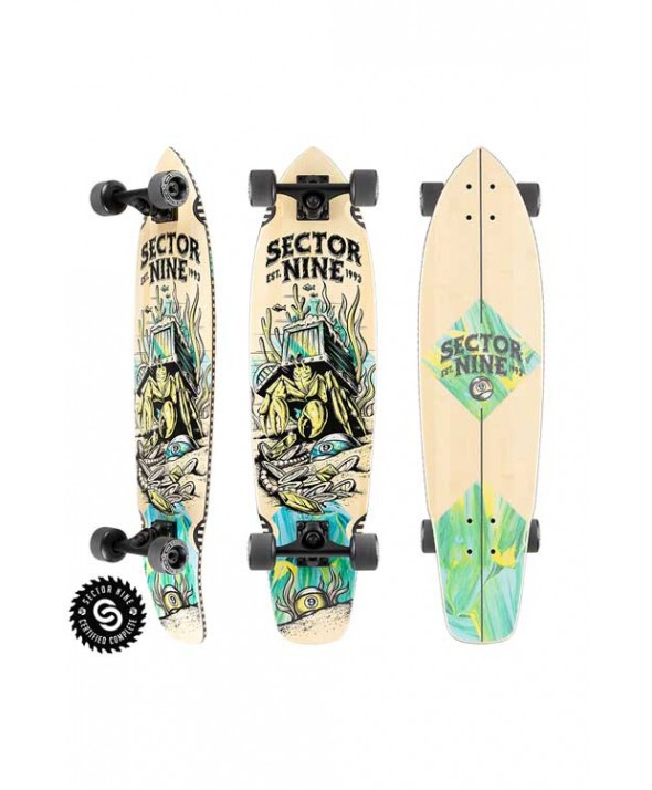 Sector 9 FORTUNE FT. POINT Cruiser