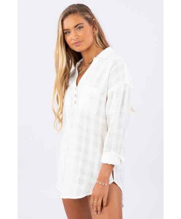 Rip Curl Women's Cabana Beach Shirt