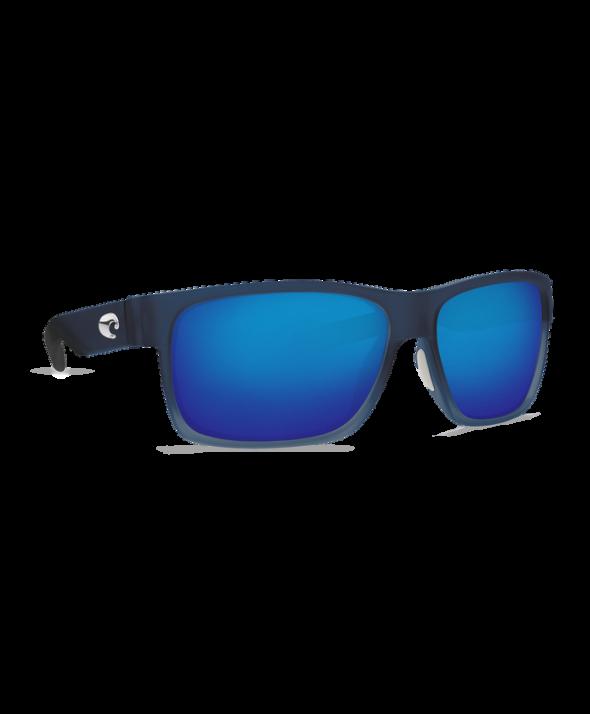 4c0415158aa ... Costa Del Mar Half Moon Bahama Blue Fade Blue Mirror 580P Polarized  Sunglasses. BAHAMA BLUE FADE