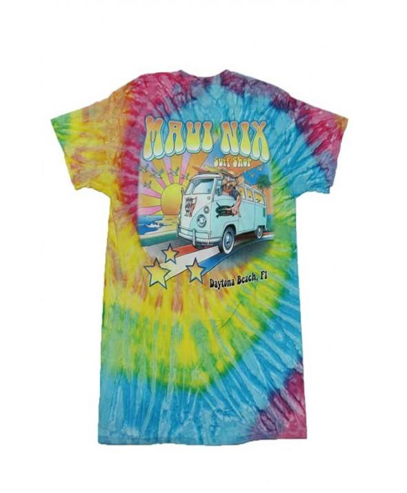 Maui Nix Hippie Bus Tye