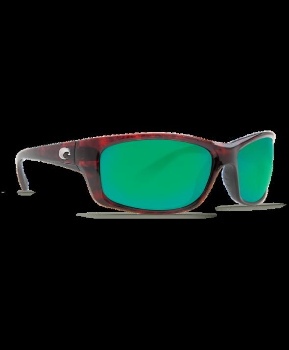 98cc85538647 ... Costa Del Mar Jose Tortoise Green Mirror 580G Polarized Sunglasses.  TORT GREEN MIR
