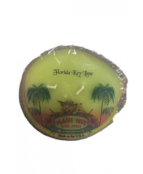 Florida Key Lime Coconut Candle