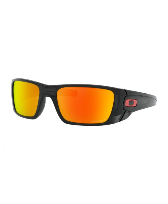 fdcec06a36 ... Oakley Fuel Cell™ Black Ink Sunglasses with Prizm Ruby Polarized Lenses.  BLKINK PRIZM RUBY