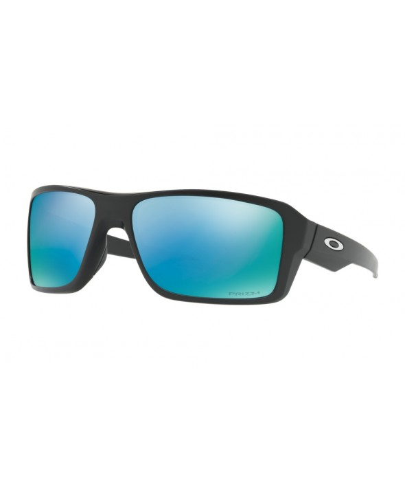 db93f980ef ... Oakley Double Edge Matte Black Prizm Polarized Sunglasses. MTBLK