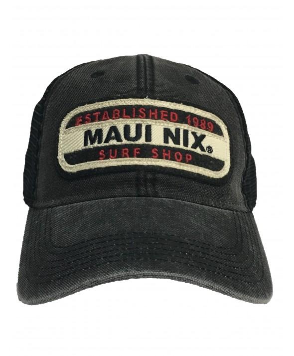 Maui Nix Sandwich Trucker Hat