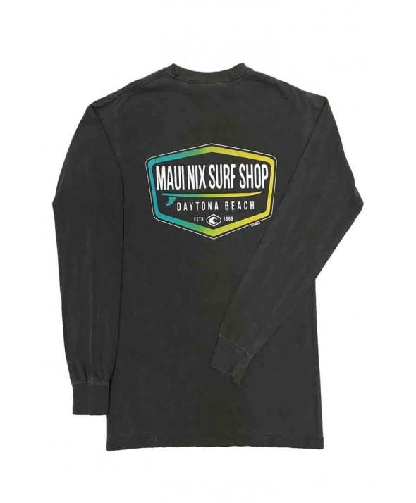 Maui Nix Shield SB Long Sleeve Tee