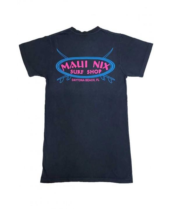 Maui Nix Cross Board Short Sleeve Tee