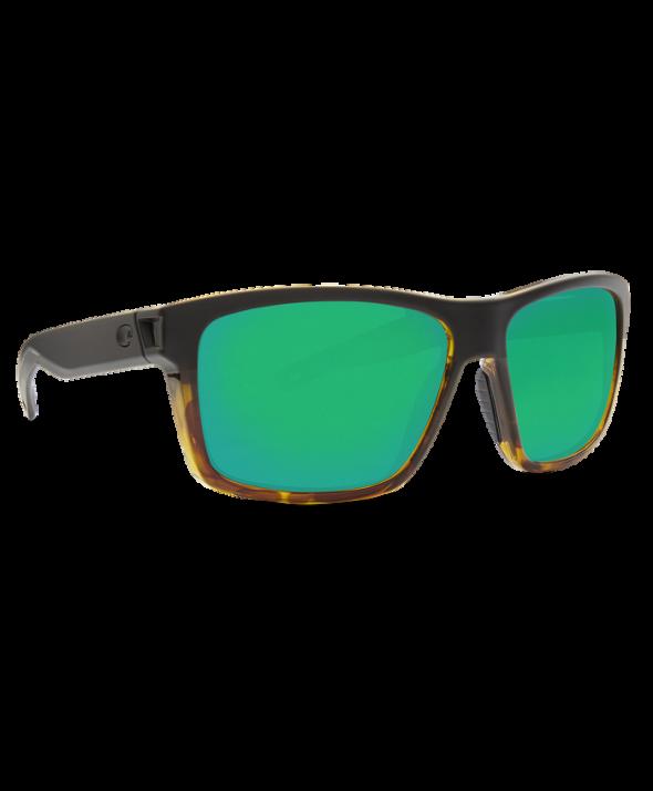 0383a01a69 ... Costa Del Mar Slack Tide Matte Black-Shiny Tortoise Green Mirror 580P  Sunglasses. MTBLK TORT-G