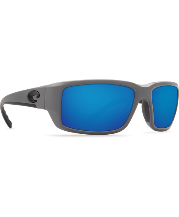 4e1c722c4357a ... Costa Del Mar Fantail Matte Gray Blue Mirror 580G Sunglasses. MTGRY BLU