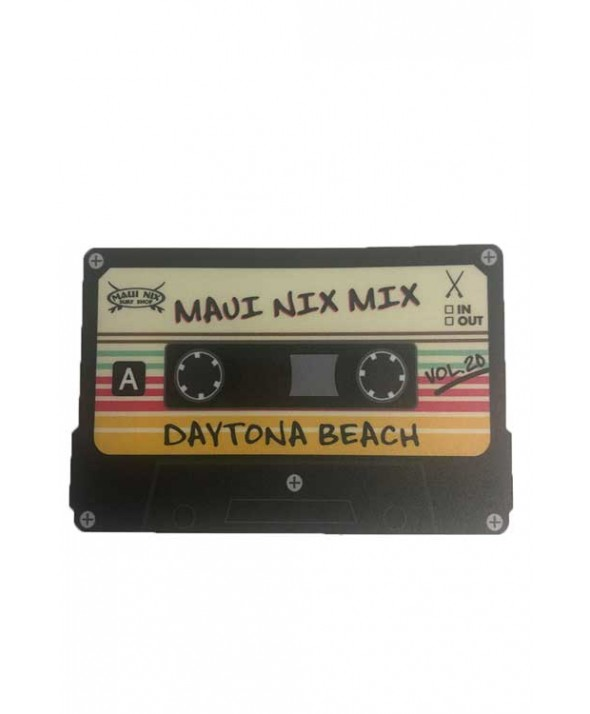 Maui Nix Vintage Mix Tape Surf Sticker