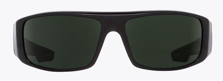 c39a6d07e0 Spy Logan Black Polarized Sunglasses
