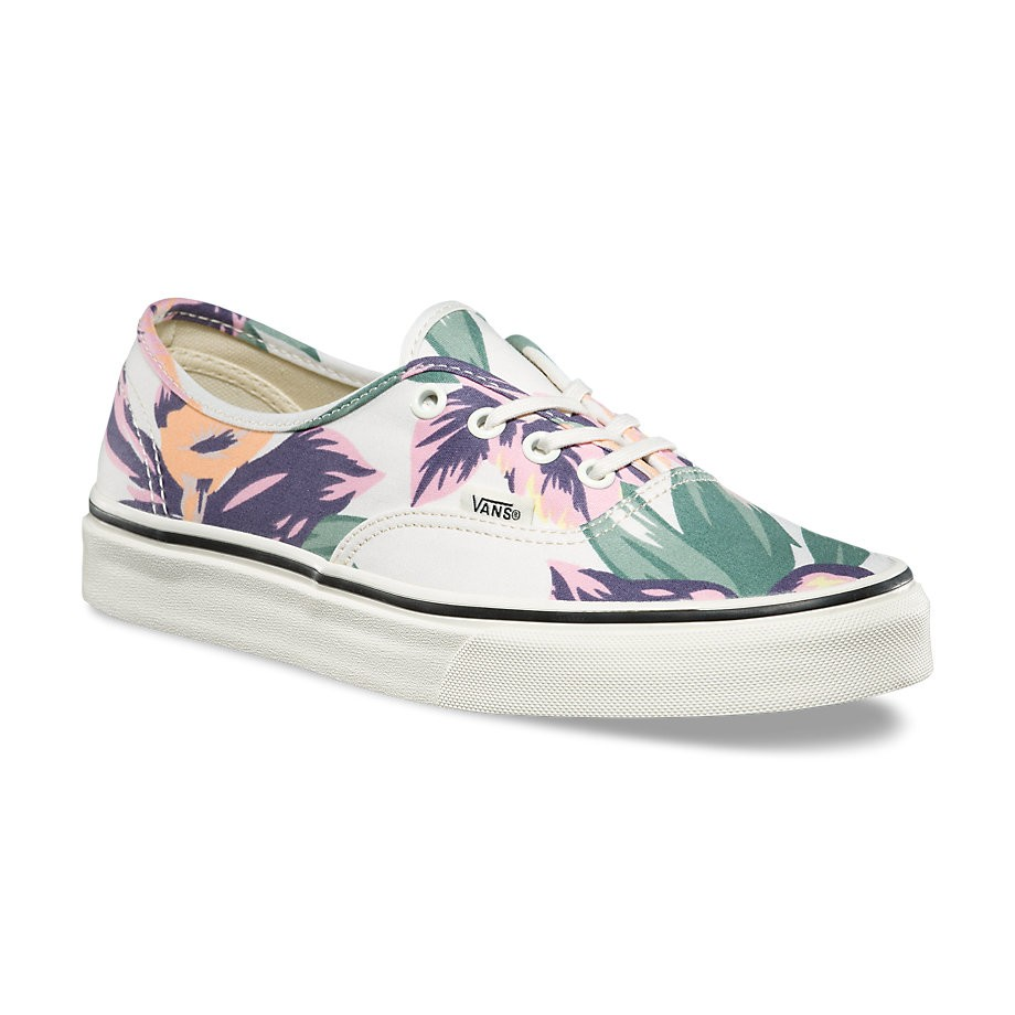cf62c57560af30 Vans Authentic Vintage Floral Shoe
