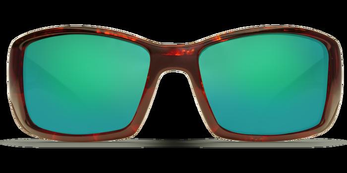 71ca627b6a3 Costa Del Mar Blackfin Tortoise Green Mirror 580G Polarized Sunglasses