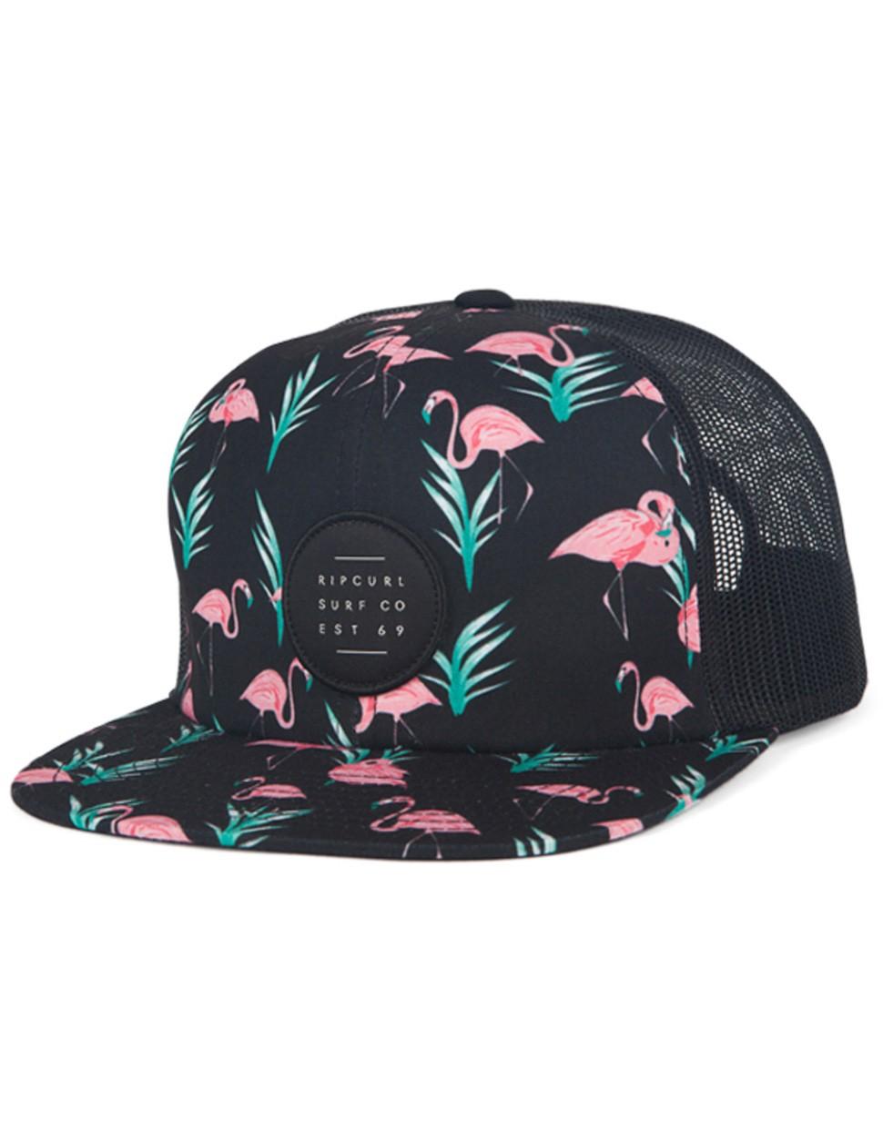 996aa14fa6713 Rip Curl Men s Flaminko Trucker Hat