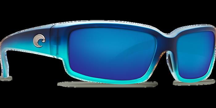 506175fa14 Costa Del Mar Cabalitto Matte Caribbean Fade Blue Mirror 580P Polarized  Sunglasses