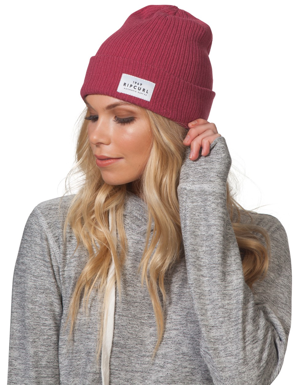 3c74831d963 Rip Curl Women's Essentials Beanie