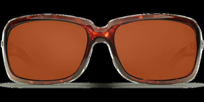 fb2f137353fdf Costa Del Mar Isabela Tortoise Copper 580P Sunglasses