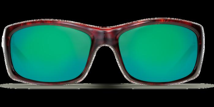 f0ffac08bbd6 Costa Del Mar Jose Tortoise Green Mirror 580G Polarized Sunglasses