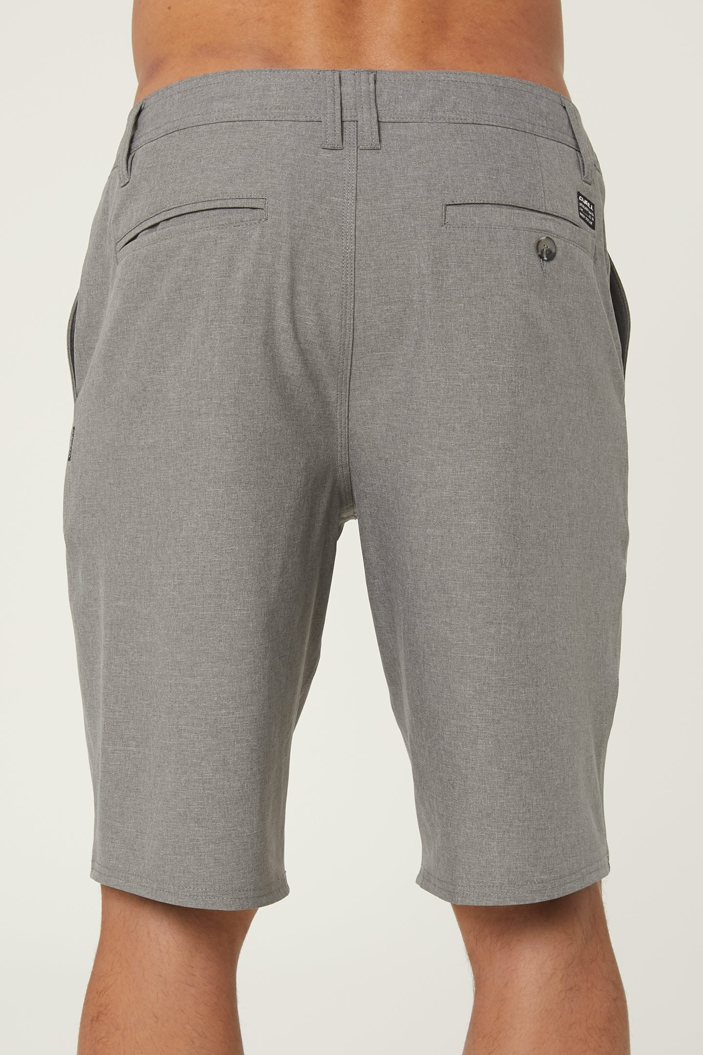ff45e18fd55f5 O'NEILL MEN'S LOADED RESERVE HEATHER HYBRID SHORTS