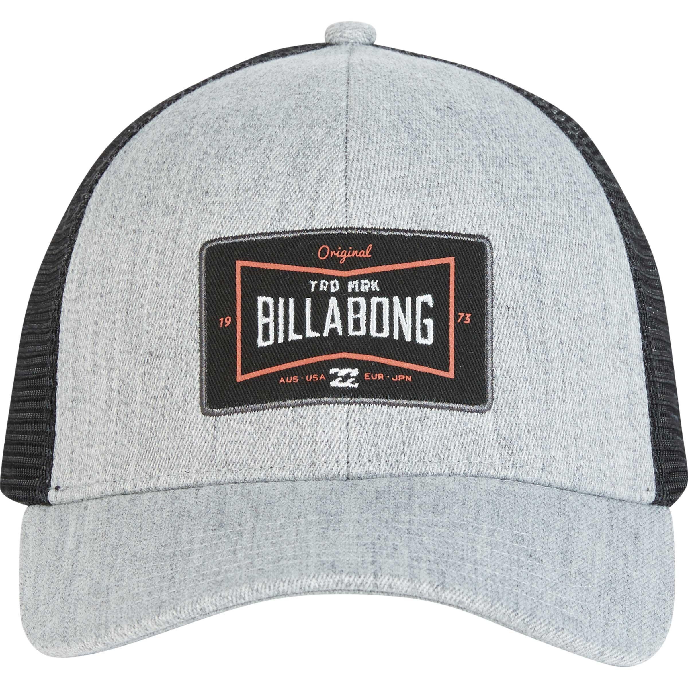 ed87e31c200 Billabong Men s Walled Trucker Hat