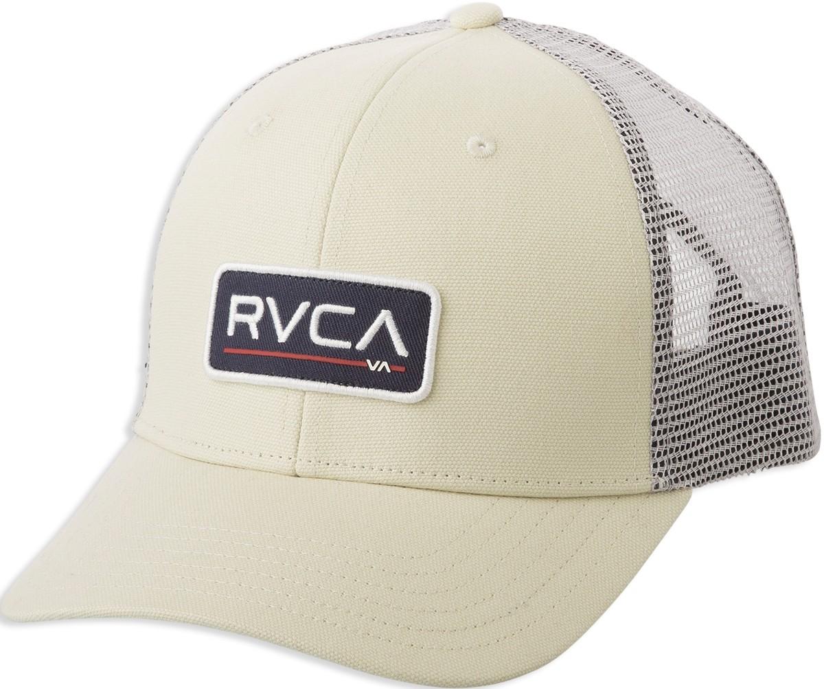 70effc29646 RVCA MEN S TICKET TRUCKER II HAT