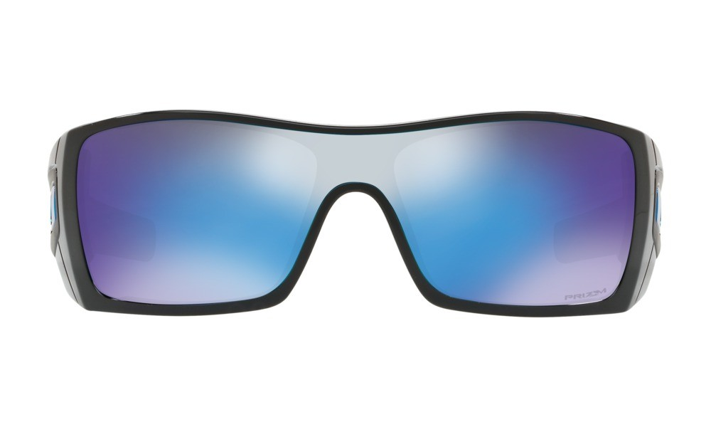 d25fd597ee Oakley Batwolf Polished Black Prizm Sapphire Sunglasses