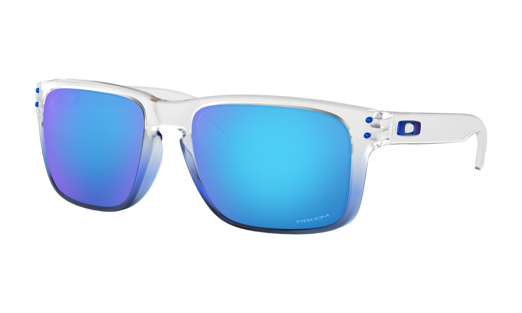 b57b508c48 Oakley Holbrook The Mist Collection Sapphire Mist Prizm Sapphire Sunglasses