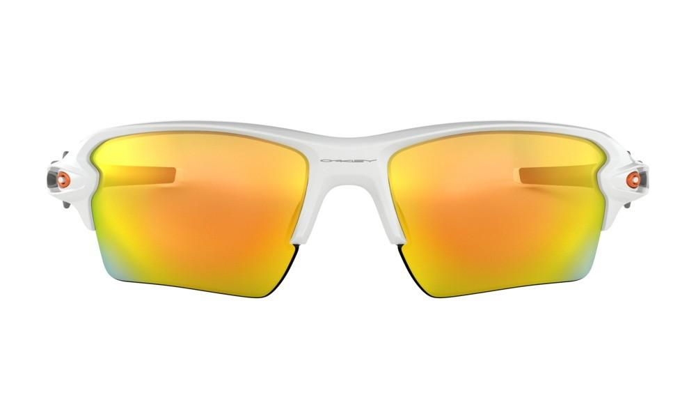 0da9c838607 Oakley Flak 2.0 XL Polished White Sunglasses