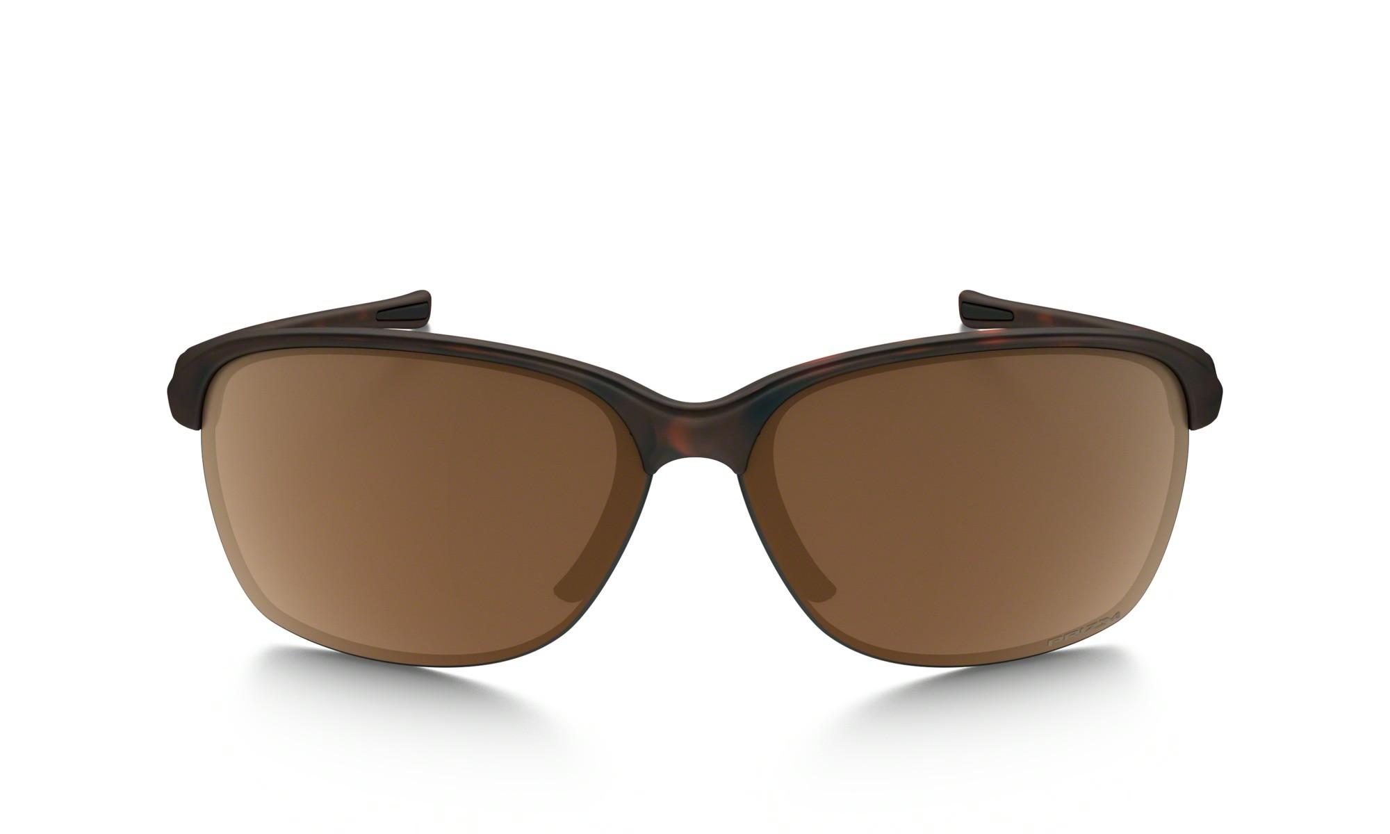 d5fb5e9f7c Oakley Unstoppable Matte Brown Tortoise Prizm Tungsten Polarized Sunglasses