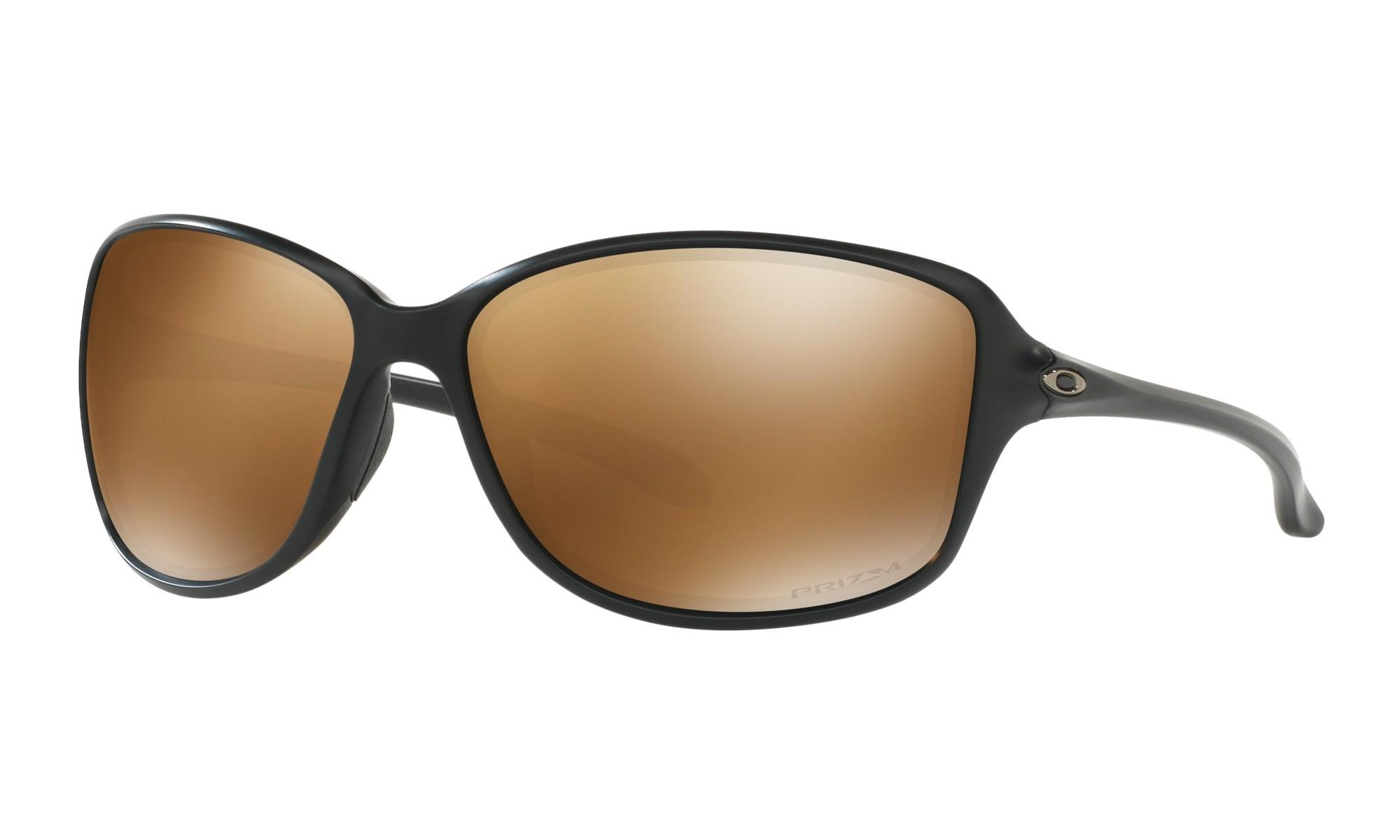 8bb616f6f7 Oakley Cohort Matte Black Prizm Tungsten Polarized Sunglasses