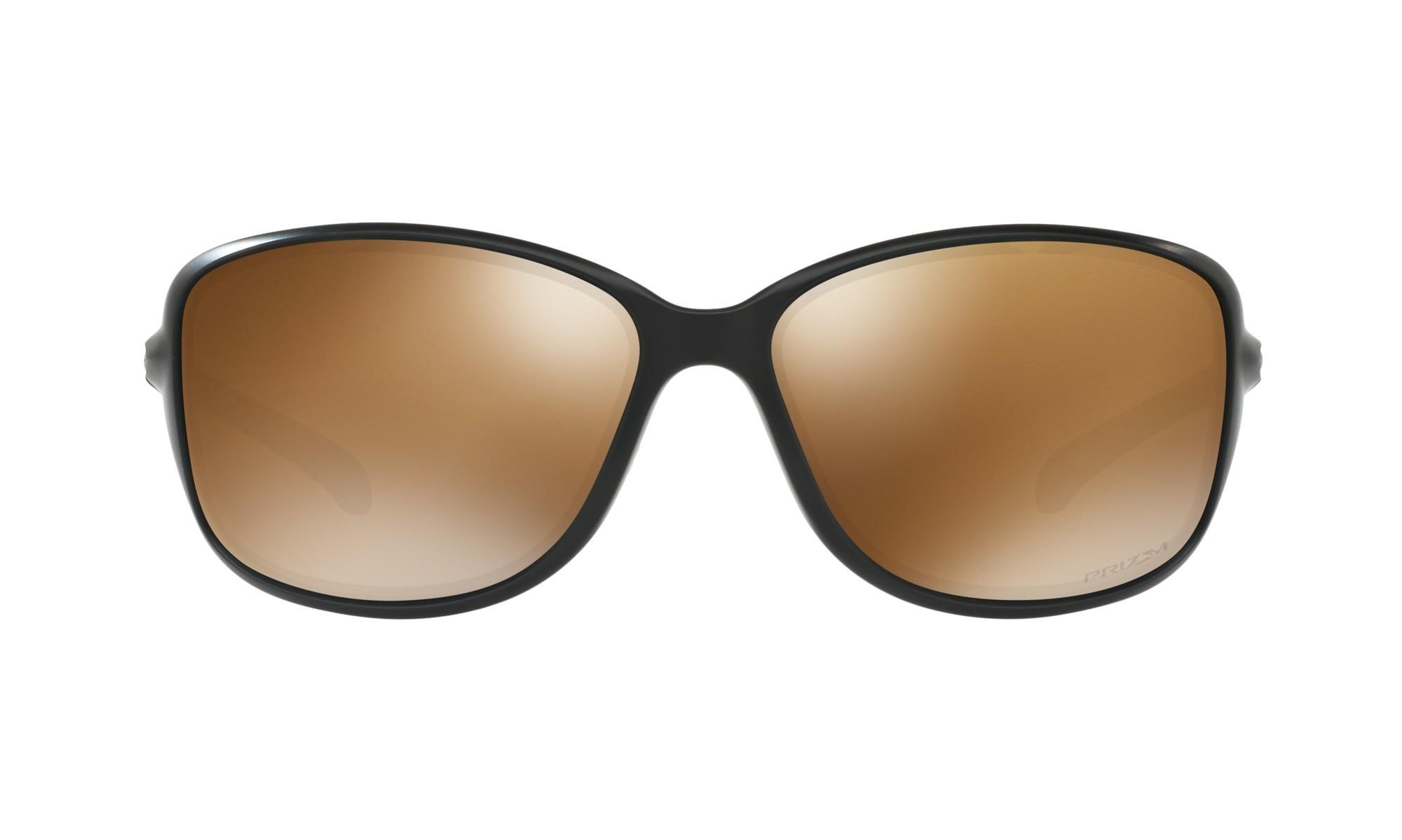 50b824eaee5 Oakley Cohort Matte Black Prizm Tungsten Polarized Sunglasses