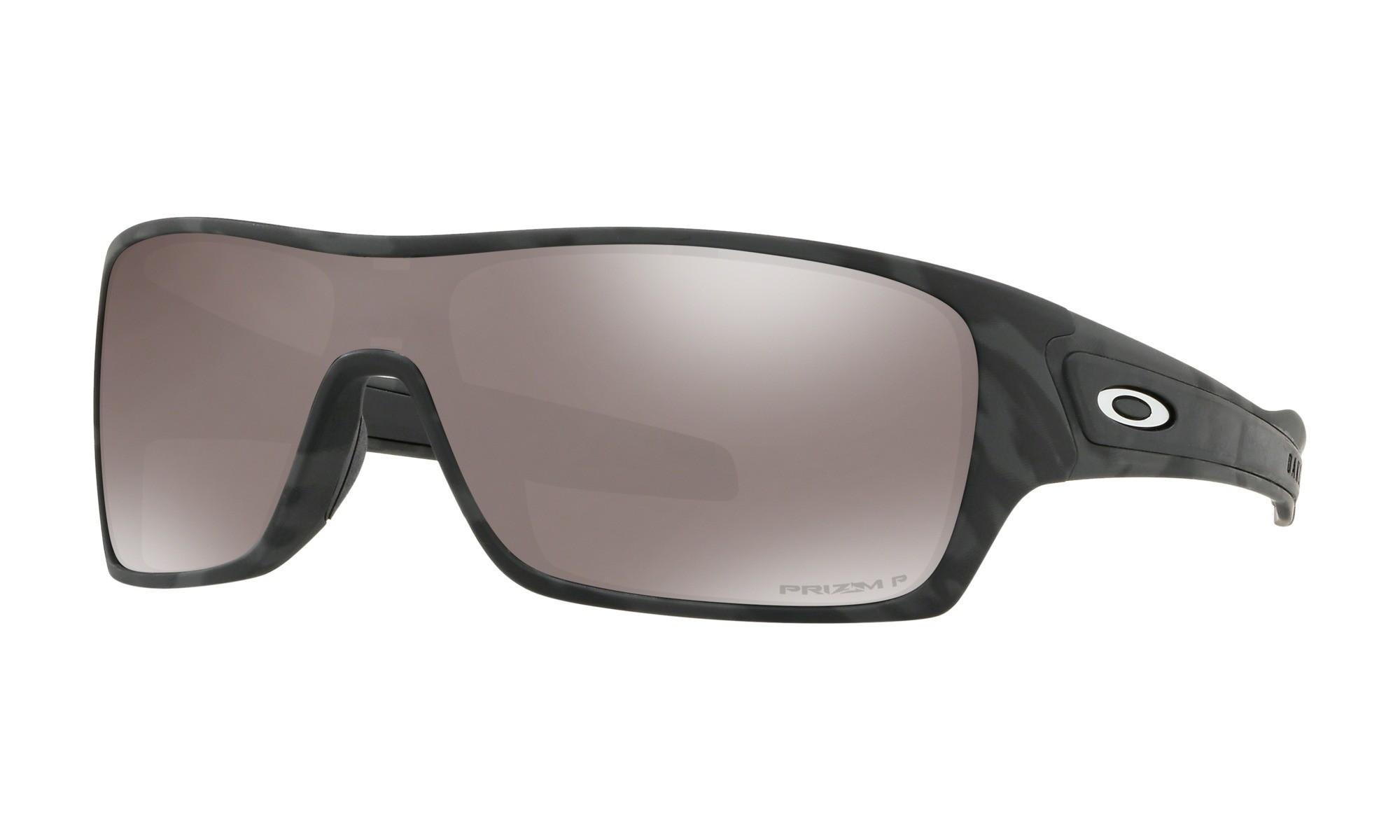 11f2831c33d Oakley Turbine Rotor Black Camo Collection Prizm Black Polarized Sunglasses
