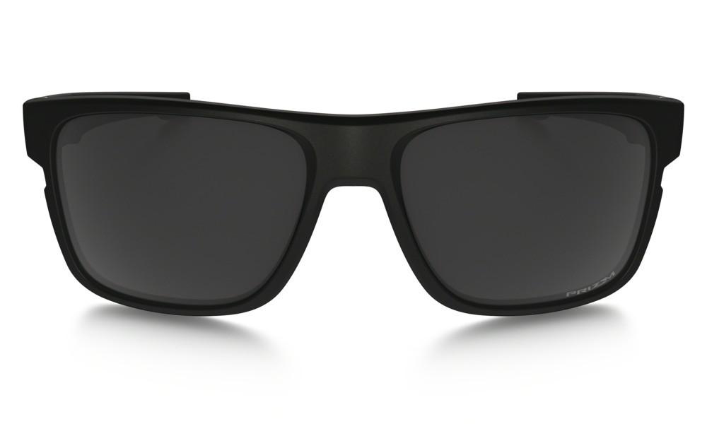 f7e51d3742f Oakley Crossrange Matte Black Prizm Polarized Sunglasses
