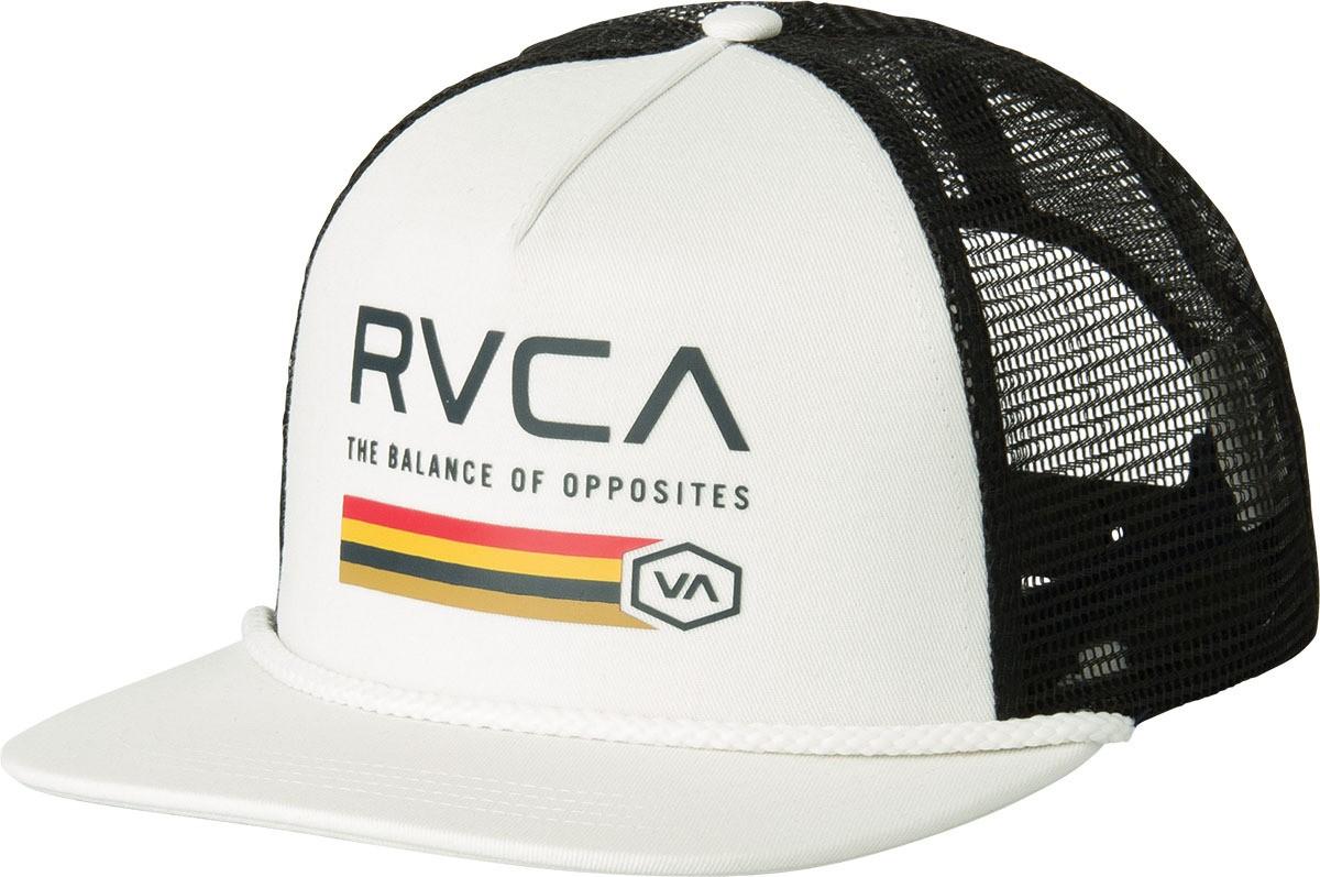 47fb61a1a06f9 ... discount rvca mens caserma trucker hat c93e5 a3dda ...
