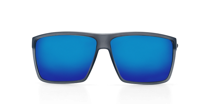 b581c0e81e Costa Del Mar Rincon Matte Smoke Crystal Blue Mirror 580P Polarized  Sunglasses