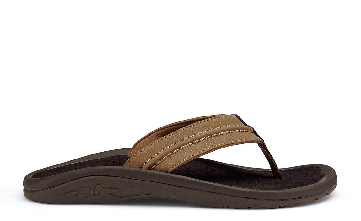 Home Men Footwear Olukai Mens Hokua Sandal