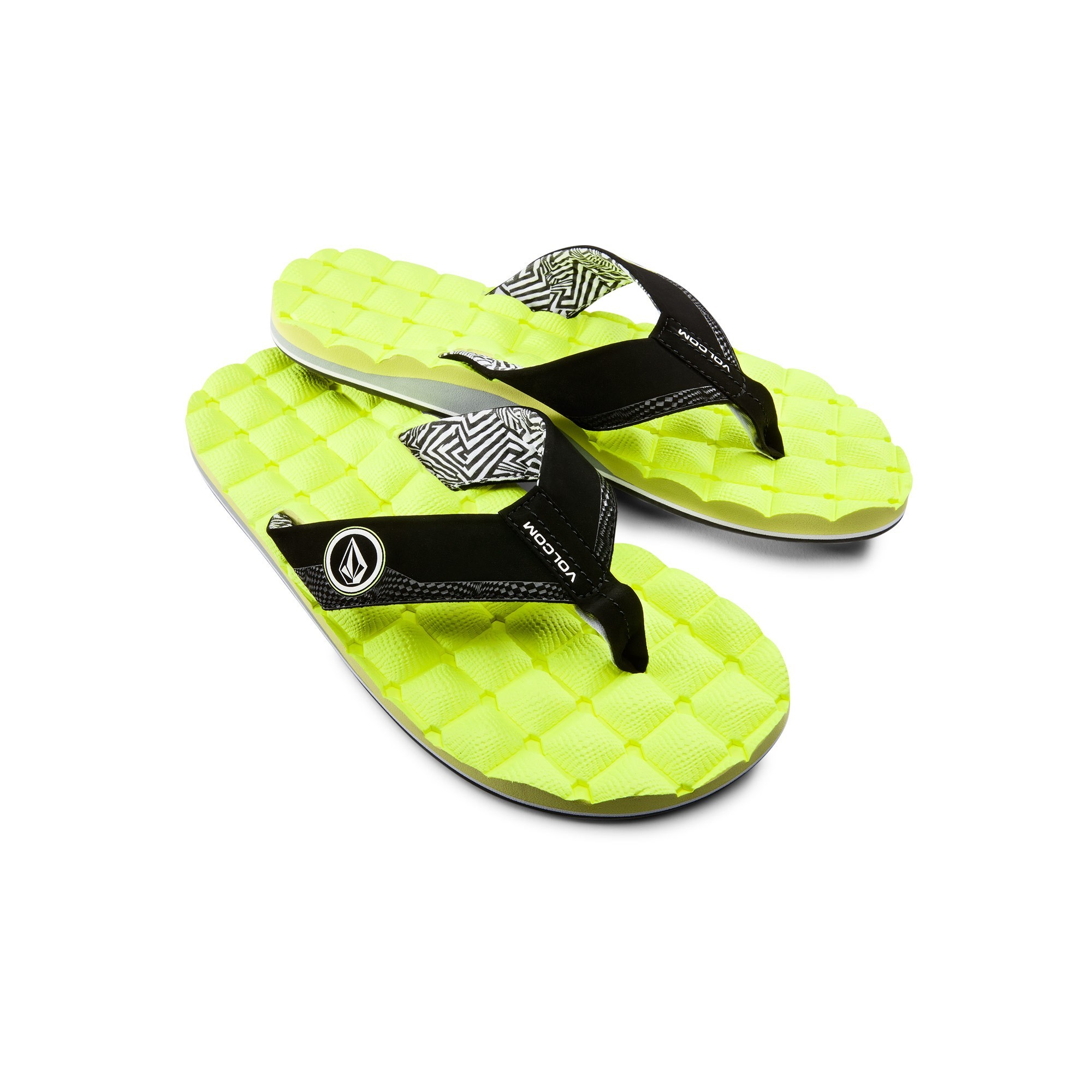 395463a59074 Volcom Men s Recliner Sandal