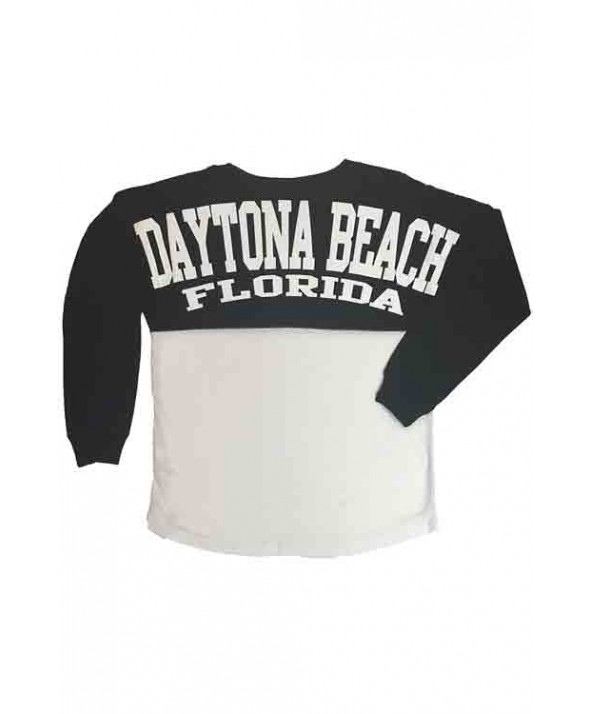 Daytona Beach Color Block JR Long Sleeve</a>