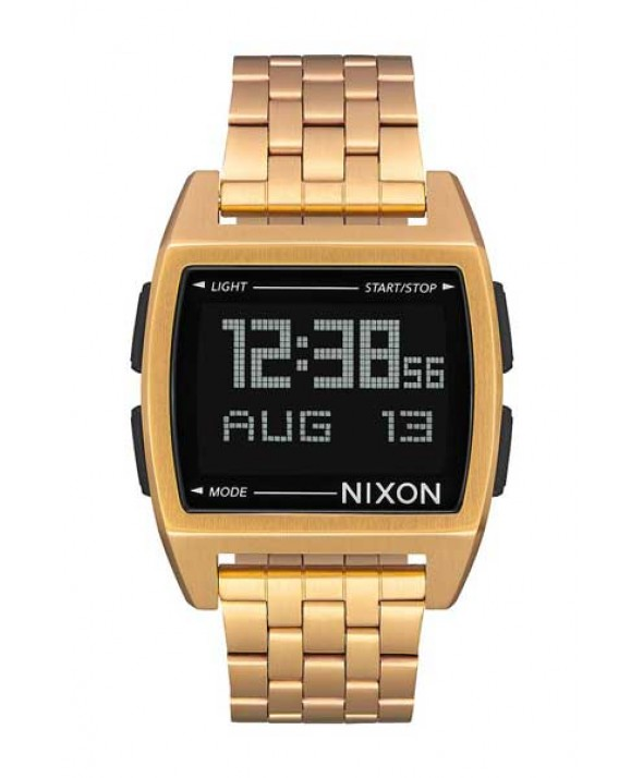 Nixon Base All Gold 38mm Watch</a>