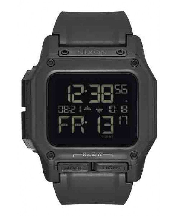 Nixon Regulus Watch- All Black</a>