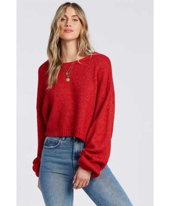 Billabong Women's Heart To Heart Sweater</a>
