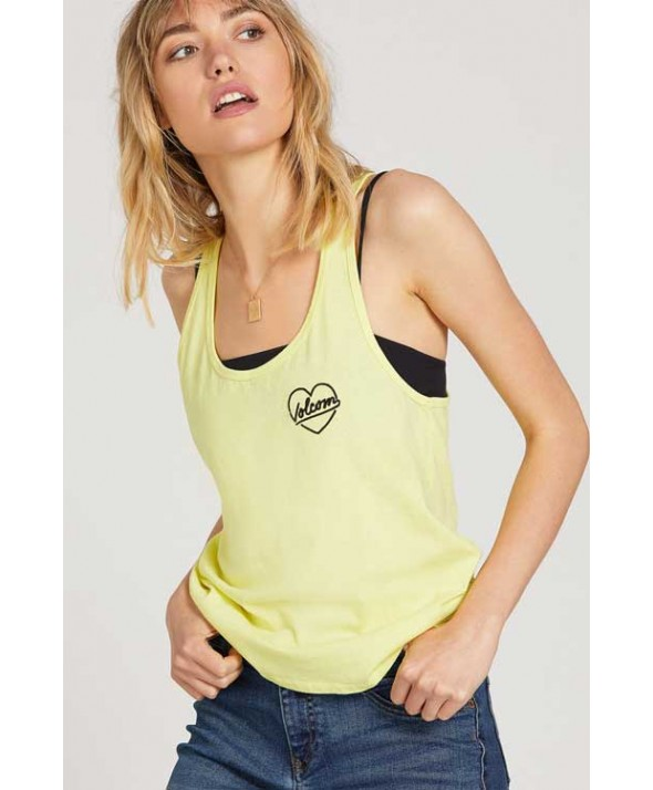 Volcom Women's STONE STOKE GRAPHIC TANK</a>