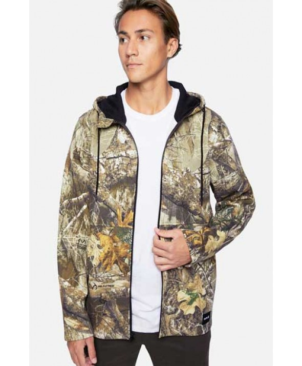 Hurley Men's Realtree Fleece Zip Hoodie</a>