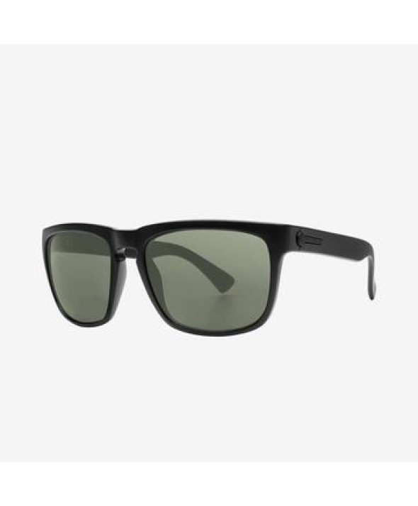 Electric Knoxville Matte Black Gray Sunglasses</a>